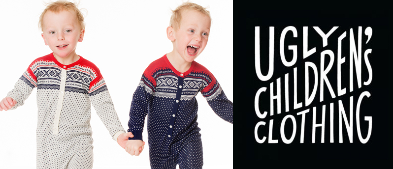 Ugly Childrens Clothing